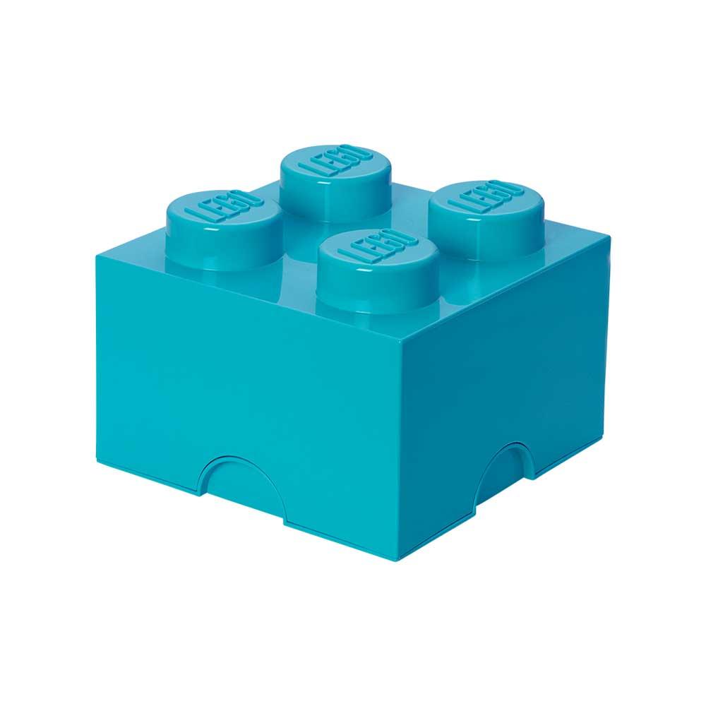 Lego Förvaringslåda 4, Azur