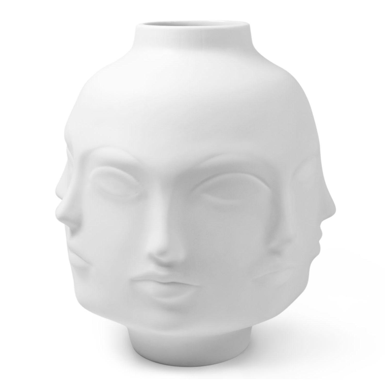 Jonathan Adler-Giant Dora Maar Vase, Hvid