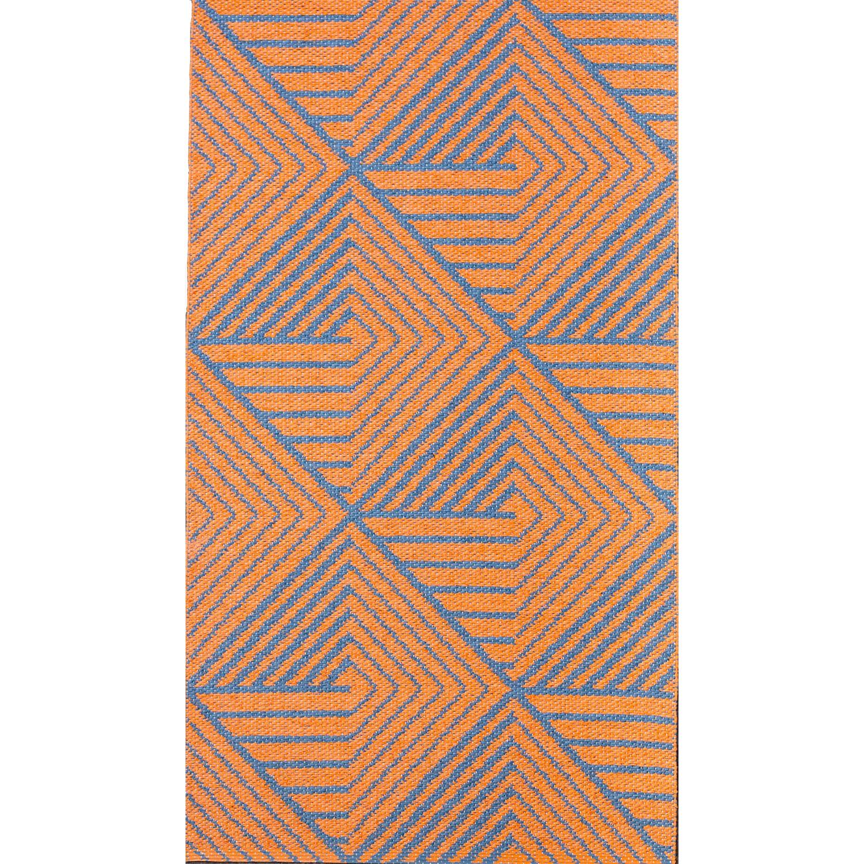 Stubbe Matta, 70X150 cm, Orange