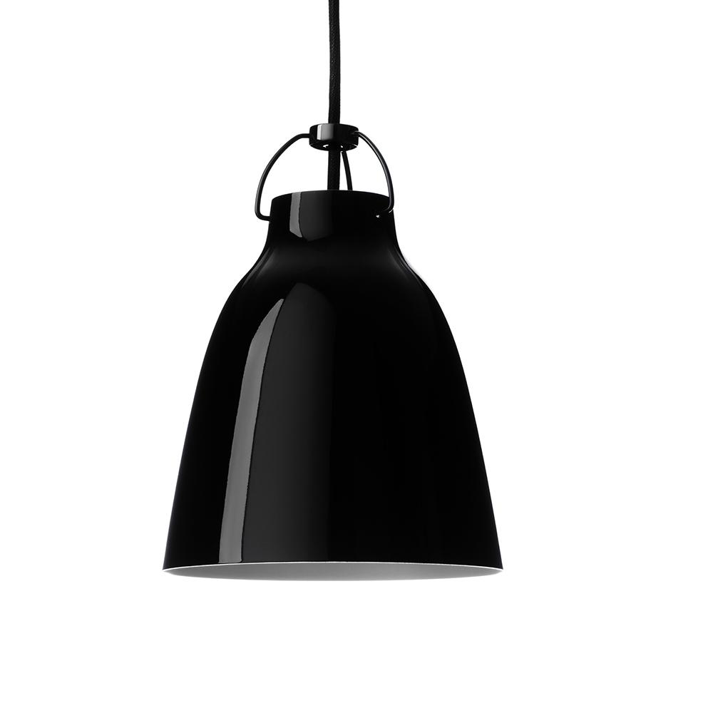 Bilde av Fritz Hansen-Caravaggio BlackBlack Anheng P1 6m, Sort