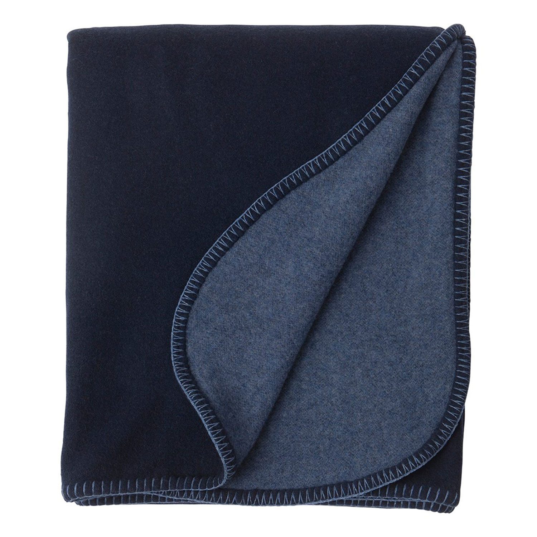 Lexington Filt Blå, 160x220 cm