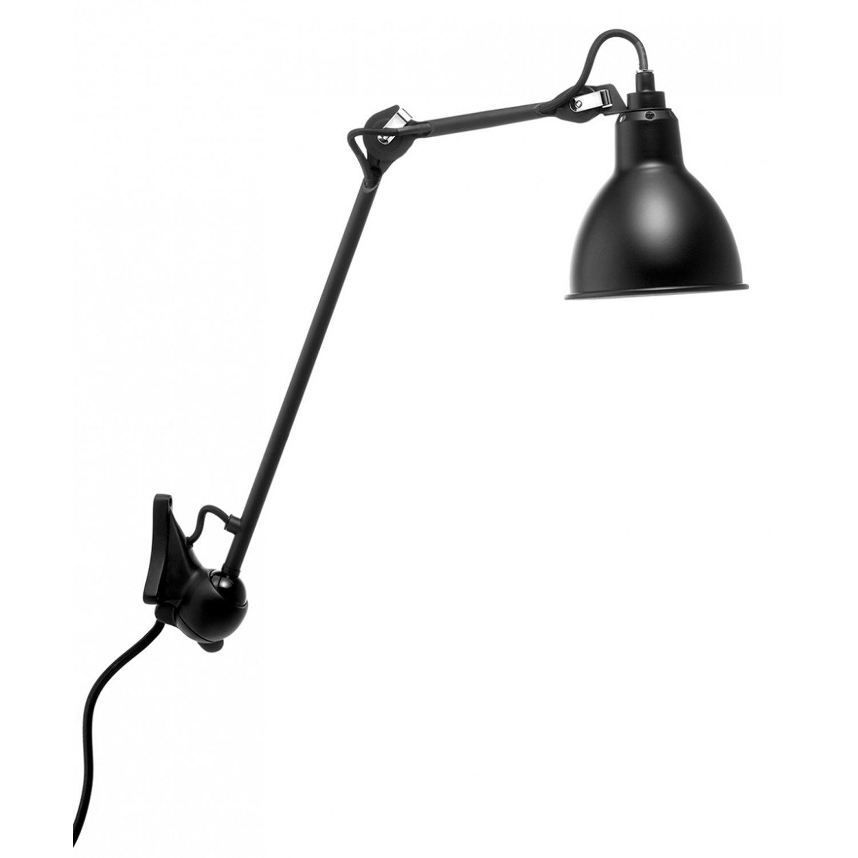 Bilde av La Lampe Gras-N°222 Vegglampe, Svart