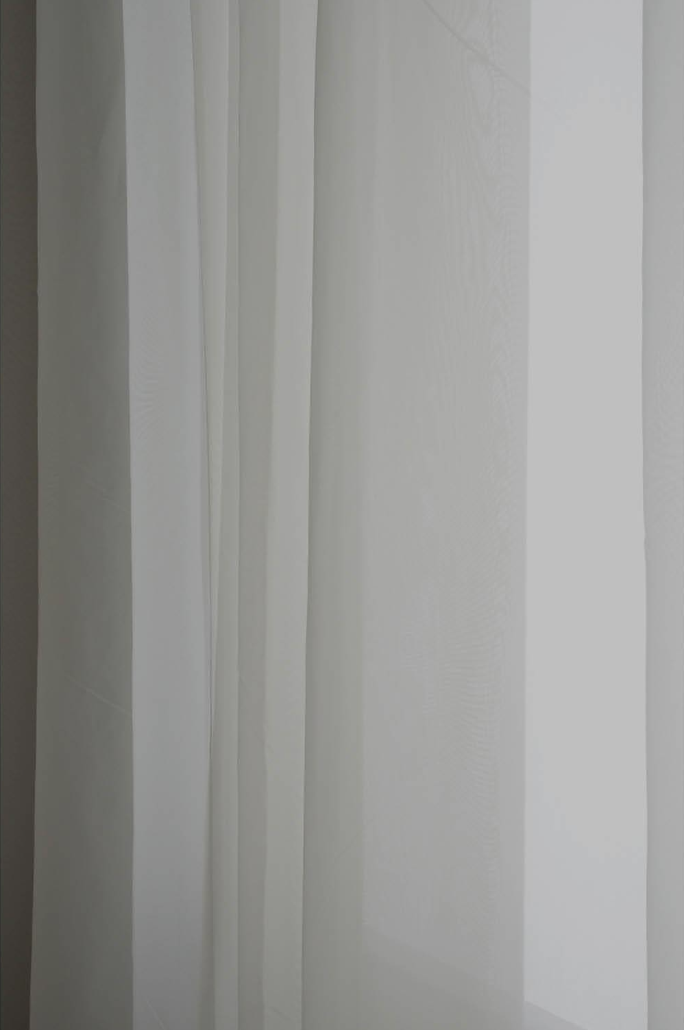 Skir Hotellgardin 290x250 cm, Grånatur