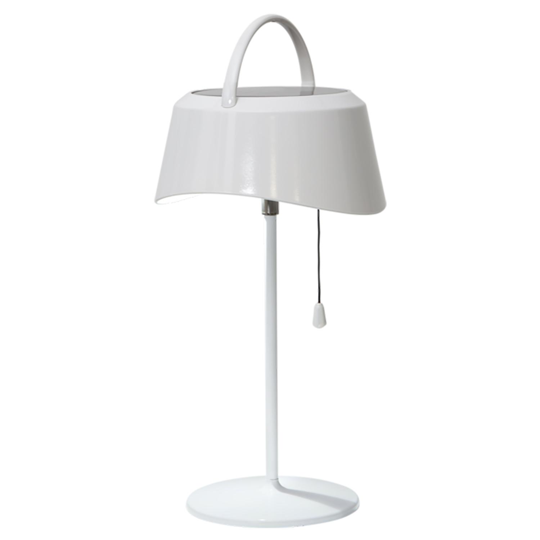 Star Trading-Cervia solar table lamp, White