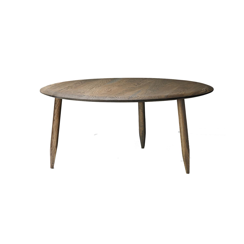 Bilde av &Tradition-Hoof Table Sw2, Oljet Røkt Eik