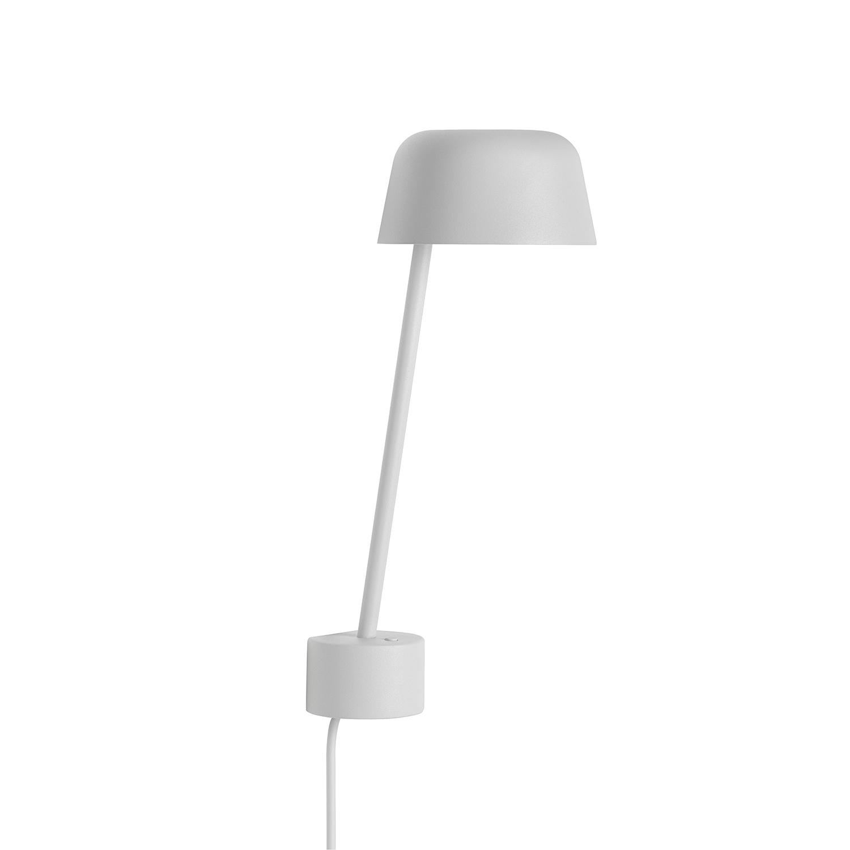 Lean Vägglampa, Grey