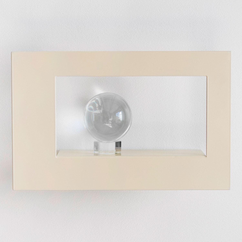 Bilde av Scandinavian Design Factory-Frame Wide Bilderamme 21x34cm, Creme