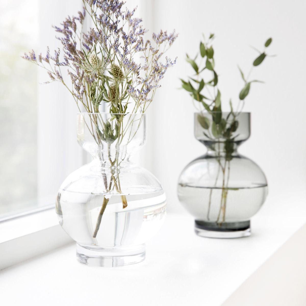 House Doctor Vase Shaped Grau