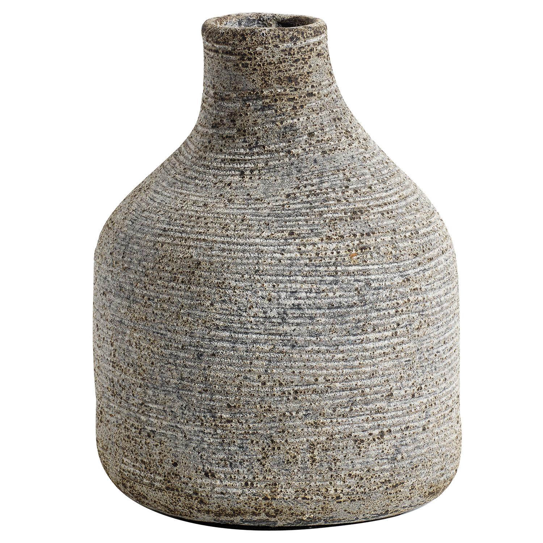 Bilde av Muubs-Stain Vase L, Grå