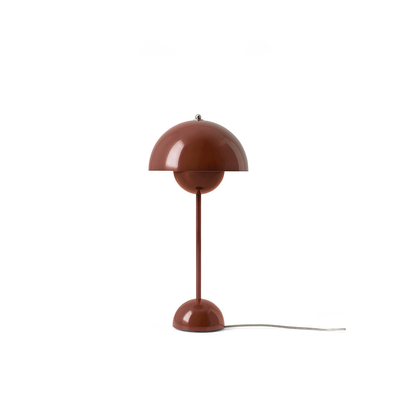 Bilde av &Tradition-Flowerpot Table Lamp VP3, Maroon