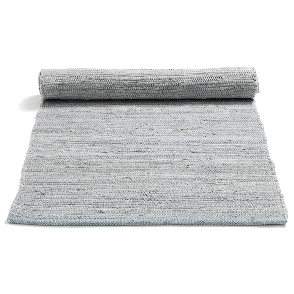 Bilde av Rug Solid-Cotton Gulvteppe 140x200, Grå