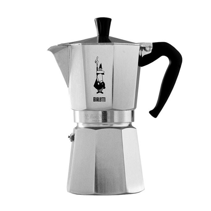 Bialetti-Moka Espressobryggare, 12 Koppar