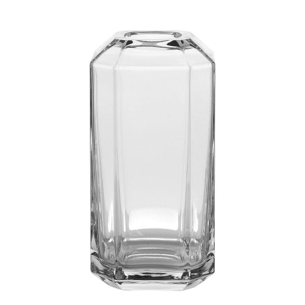 Jewel Vas 8x16 cm, Clear