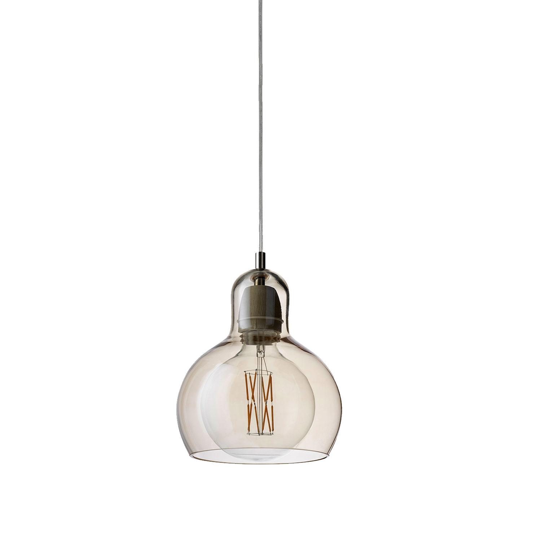 Bilde av &Tradition-Mega Bulb Gull Sr2, Transparent Ledning