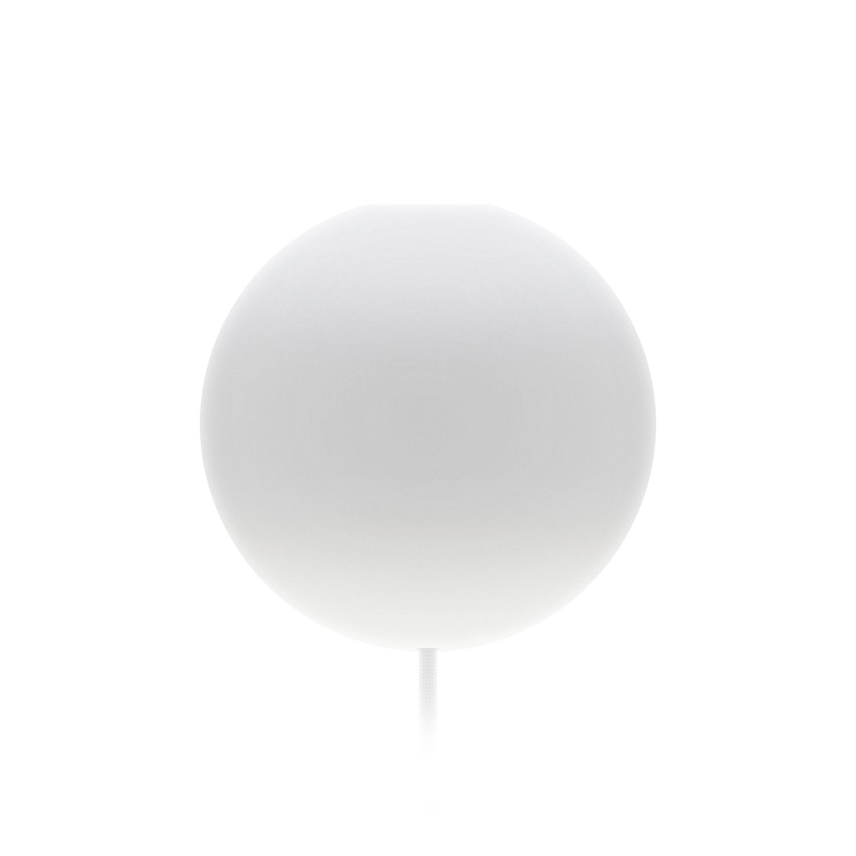 Umage-Cannonball Sokkel & Ledning, Hvid