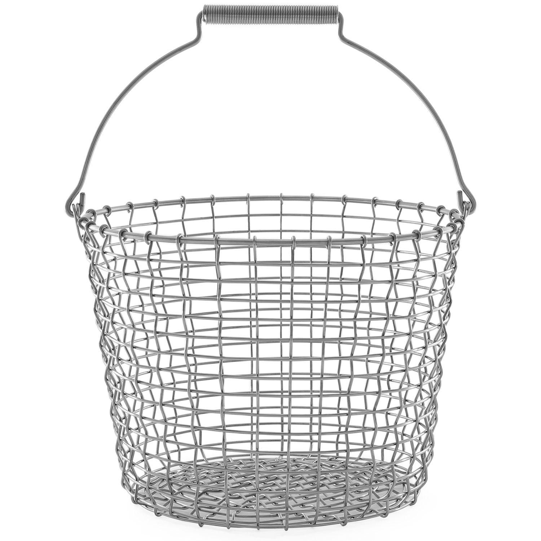 Korbo-Bucket 16 Kori, Ruostumaton teräs